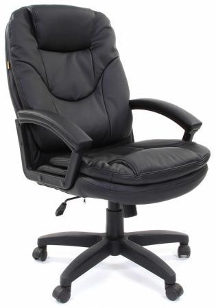 Кресло Chairman 668 LT черный 6113129 кресло chairman 668 бежевый 6082575