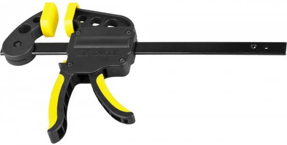 Струбцина Stayer Profi ручная пистолетная 450мм 32242-45 струбцина kraftool ecokraft ручная пистолетная 450 650мм 200кгс 32228 45