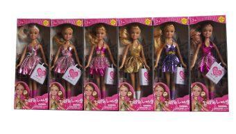 Кукла DEFA LUCY Летние покупки с аксессуарами. 29 см в ассортименте кукла defa lucy 6023