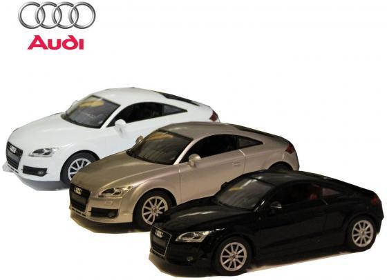 Машинка на радиоуправлении RASTAR Audi TT 1:14 30600 ассортимент от 8 лет rastar машина на радиоуправлении 1 24 audi tt 30700