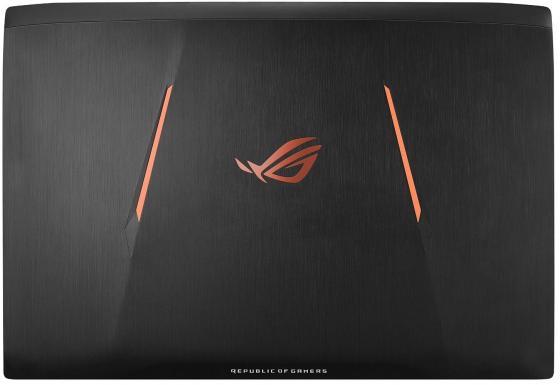 """Ноутбук ASUS ROG GL502VM-FY043T 15.6"""" 1920x1080 Intel Core i5-6440HQ 1 Tb 8Gb nVidia GeForce GTX 1060 6144 Мб черный Windows 10"""