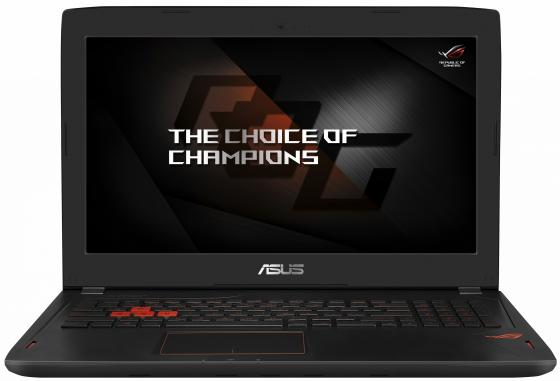 Ноутбук ASUS ROG GL502VM-FY053T 15.6 1920x1080 Intel Core i7-6700HQ 1 Tb 12Gb nVidia GeForce GTX 1060 6144 Мб черный Windows 10 Home 90NB0DR1-M01690 samsung wf6rf1r0n0w