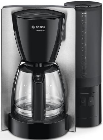 Кофемашина Bosch TKA6A643 1200 Вт черный все цены