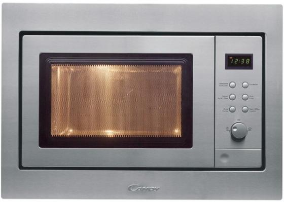 Встраиваемая микроволновая печь Candy MIC 256 EX 900 Вт серебристый встраиваемая микроволновая печь candy mic 201 ex
