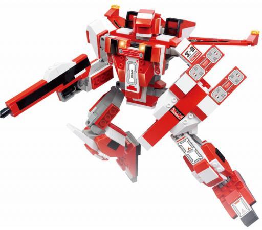 Конструктор SLUBAN Космический, Трансформер-военный самолет 331 элемент M38-B0257 конструктор sluban космический трансформер военный самолет 331 элемент m38 b0257