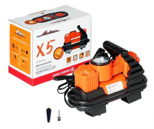Автомобильный компрессор Airline X5 CA-050-16S автомобильный компрессор airline smart o ca 012 08o