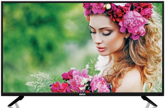 "Телевизор LED 20"" BBK 20LEM-1033/T2C черный 1366x768 50 Гц VGA USB Bluetooth HDMI"