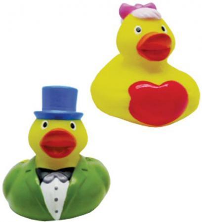 Набор игрушек для ванны Жирафики Уточки 681263 игрушки для ванны tolo toys набор ведерок квадратные