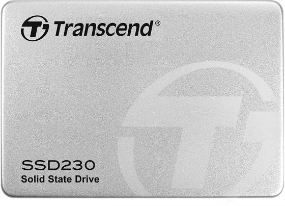 Твердотельный накопитель SSD 2.5 512 Gb Transcend SSD230 TS512GSSD230S Read 560Mb/s Write 520Mb/s TLC