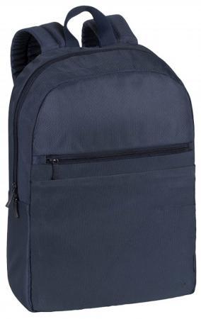 Рюкзак для ноутбука 15.6 Riva 8065 полиэстер синий рюкзак riva 8262 15 6 полиэстер синий