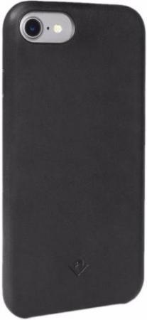 Накладка Twelve South Relaxed для iPhone 7 чёрный 12-1638 док станция twelve south magic bridge 12 1633