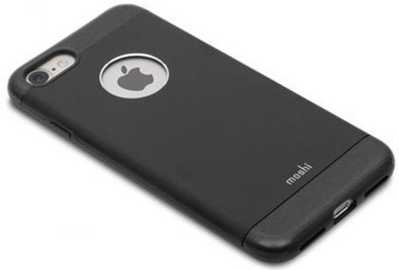 Чехол Moshi 99MO088004 для iPhone 7 черный оникс lauren moshi lauren moshi sf 153393