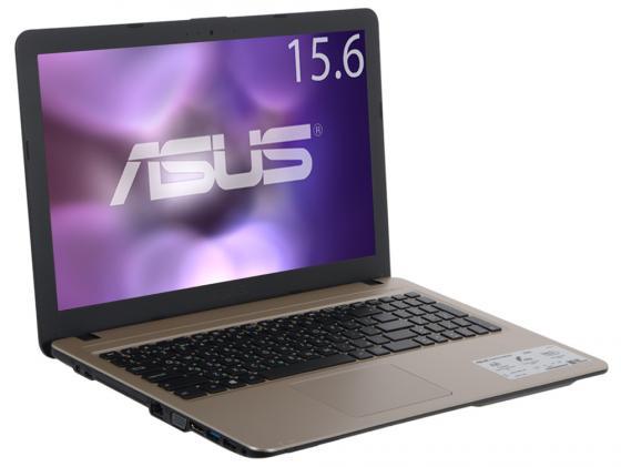 Ноутбук ASUS X540Sa 15.6 1366x768 Intel Pentium-N3700 1 Tb 2Gb Intel HD Graphics черный Windows 10 Home 90NB0B31-M05360 ноутбук asus vivobook x540sa pentium n3700 1 6ghz 15 6 2gb 500gb hd graphics dos black 90nb0b31 m05100