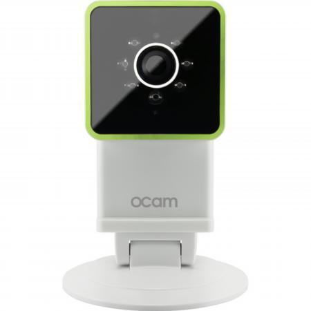 Камера IP OCam M3+ CMOS 1280 x 720 H.264 Wi-Fi белый зеленый OCAM-M3+Green ocam s1 black новинка wifi камера