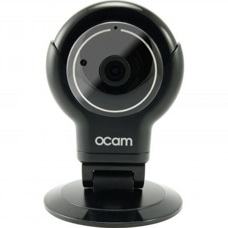 Камера IP OCam S1 CMOS 1280 x 720 H.264 Wi-Fi черный ocam s1 black новинка wifi камера