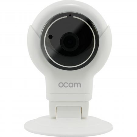 Камера IP OCam S1 CMOS 1280 x 720 H.264 Wi-Fi белый ocam s1 black новинка wifi камера