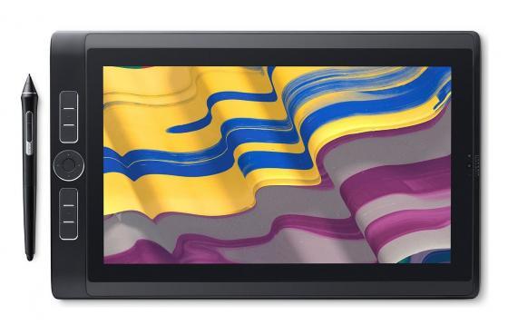 Графический планшет Wacom Mobile Studio Pro 13 64Gb DTH-W1320T-RU графический планшет wacom intuos art pen