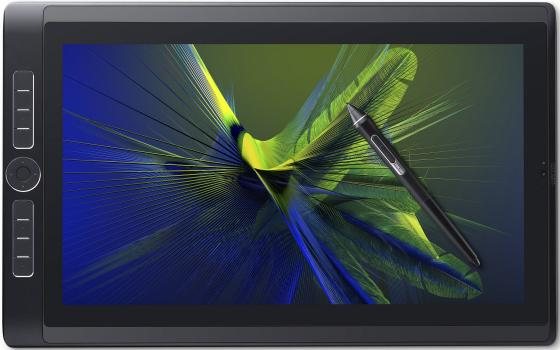 Графический планшет Wacom Mobile Studio Pro 16 512Gb DTH-W1620H-RU планшет wacom intuos comic pen