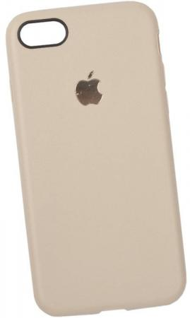 Накладка LP Leather TPU Case для iPhone 7 золотой 0L-00029828