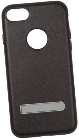 Чехол для смартфона iPhone 7 HOCO Simple Series Pago Bracket Cover (черный) 0L-00029275 hoco чехол силиконовый apple iphone 7 4 7 hoco metal finger rose gold