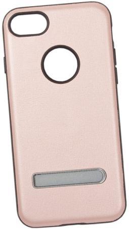 Чехол для смартфона iPhone 7 HOCO Simple Series Pago Bracket Cover (розовое золото) 0L-00029277 hoco defender series plated pc cover for apple watch 38mm series 1 series 2 rose gold