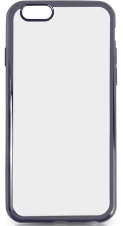 Накладка DF iCase-08 для iPhone 7 чёрный стоимость