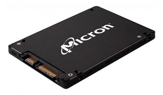 Твердотельный накопитель SSD 2.5 2Tb Crucial Micron 1100 Read 530Mb/s Write 500Mb/s SATAIII MTFDDAK2T0TBN-1AR1ZABYY