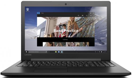 Ноутбук Lenovo IdeaPad IP110-15IBR 15.6 1366x768 Intel Celeron-N3060 500 Gb 4Gb Intel HD Graphics 400 черный DOS 80T7003QRK ноутбук acer aspire a315 31 c3cw 15 6 intel celeron n3350 1 1ггц 4гб 500гб intel hd graphics 500 windows 10 черный [nx gnter 005]