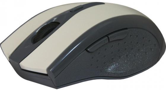 Мышь беспроводная Defender Accura MM-665 серый USB мышь usb defender mm 340 черный серый