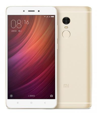 Смартфон Xiaomi Redmi Note 4 золотистый 5.5 32 Гб LTE Wi-Fi GPS 3G REDMINOTE4GD32GB смартфон asus zenfone live zb501kl золотистый 5 32 гб lte wi fi gps 3g 90ak0072 m00140