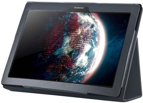 Чехол IT BAGGAGE для планшета Lenovo IdeaTab 3 X70F черный ITLN3A102-1 чехол для планшета it baggage поворотный для lenovo tab 3 10 business x70f x70l
