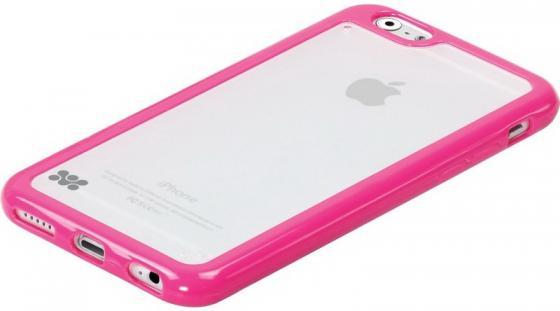 Накладка Promate Amos-i6 для iPhone 6 розовый