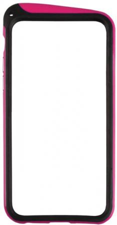Бампер LP Nodea со шнурком для iPhone 6 iPhone 6S темно-розовый R0007133 бампер для iphone 6 6s nodea со шнурком золотой r0007139