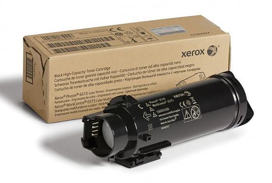 Картридж Xerox 106R03488 для Phaser 6510/WC 6515 черный 5500стр картридж colouring cg 106r02183 для rank xerox phaser 3010 40 wc 3045 2300 копий