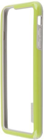 Бампер LP HOCO Coupe Series Double Color Bracket для iPhone 6S Plus 6 зеленый R0007623