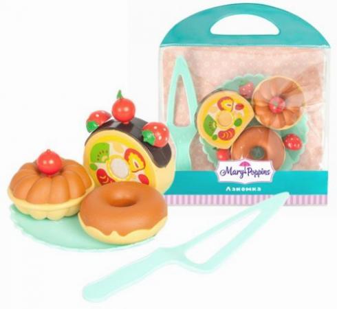 Набор пирожных Mary Poppins Лакомка 453047 набор пирожных mary poppins лакомка 453047