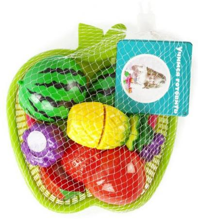 Набор для резки Mary Poppins Фрукты в яблоке 453046 игра mary poppins набор для резки овощей 453042