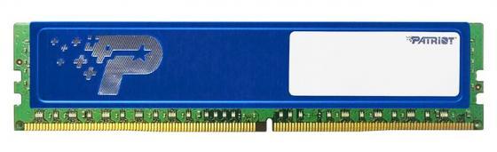 Оперативная память 8Gb PC4-17000 2133MHz DDR4 DIMM Patriot PSD48G213382H оперативная память для ноутбуков so ddr4 8gb pc4 17000 2133mhz ddr4 dimm patriot psd48g213381s