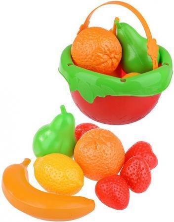 Набор фруктов Нордпласт Фрукты в ведерке 441 в ассортименте грабли нордпласт со вставкой в ассортименте