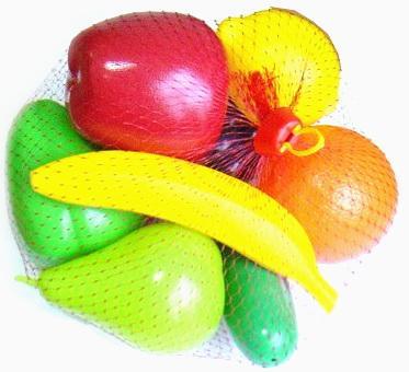 Набор фруктов и овощей Совтехстром Фрукты и овощи У748