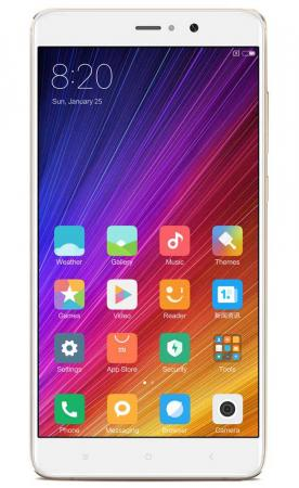 Смартфон Xiaomi Mi5S Plus золотистый 5.7 64 Гб LTE Wi-Fi GPS 3G MI5SPL64GBGL смартфон asus zenfone 3 zoom ze553kl серебристый 5 5 64 гб lte wi fi gps 3g 90az01h1 m00770