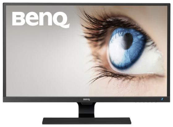 Монитор 32 BENQ EW3270ZL черный A-MVA 2560x1440 300 cd/m^2 4 ms HDMI DisplayPort Mini DisplayPort Аудио 9H.LFRLB.QBE монитор benq ew3270zl