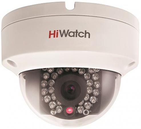 Камера IP Hikvision DS-I122 CMOS 1/3 2.8 мм 1280 x 960 H.264 MJPEG RJ-45 PoE белый hqcam 1280 720p 1 0mp onvif p2p mini pir camera ip mini poe ip camera pir style motion detector poe system plug and play