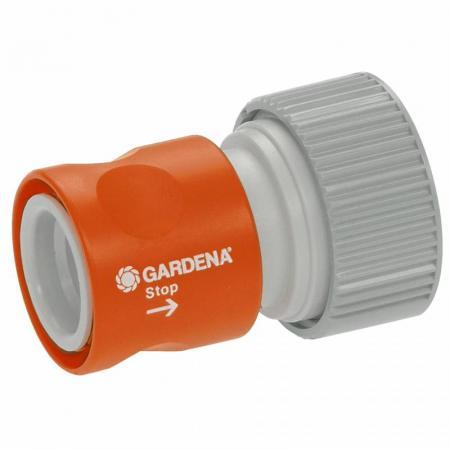 Коннектор Gardena Профи 02814-20.000.00 коннектор с автостопом gardena профи 02814 20 000 00