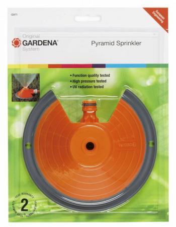 Дождеватель Gardena Pyramid 00971-32.000.00 дождеватель gardena pyramid 00971 32 000 00