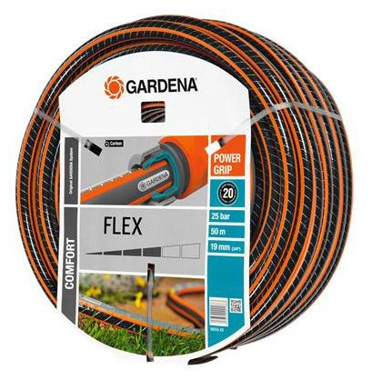 Шланг Gardena Flex 3/4 50м 18055-22.000.00 gardena flex 3 4 50м 18055 20 000 00