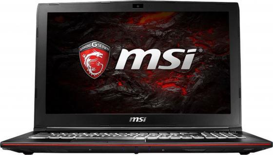 Ноутбук MSI GP62M 7RD-663RU Leopard 15.6 1920x1080 Intel Core i5-7300HQ 1 Tb 8Gb nVidia GeForce GTX 1050 2048 Мб черный Windows 10 Home 9S7-16J972-663 чехол на сиденье autoprofi mtx 1105 bk rd m
