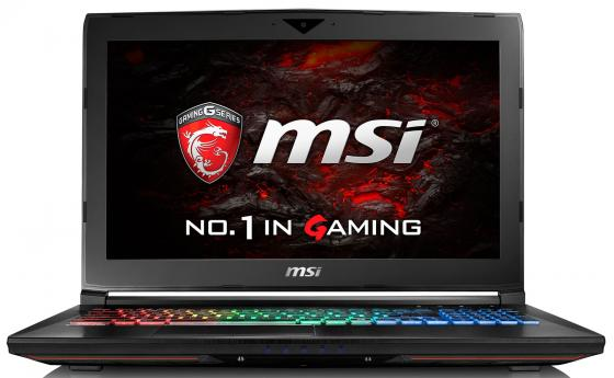 msi gt72 6qd dominator g Ноутбук MSI GT62VR 7RE-261RU Dominator Pro 4K 15.6 3840x2160 Intel Core i7-7700HQ 1Tb + 512 SSD 32Gb nVidia GeForce GTX 1070 8192 Мб черный Windows 10 Home 9S7-16L231-261