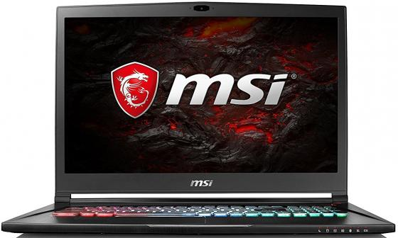 Ноутбук MSI GS73 7RE-015RU Stealth Pro 17.3 1920x1080 Intel Core i7-7700HQ 2Tb + 128 SSD 8Gb nVidia GeForce GTX 1050Ti 4096 Мб черный Windows 10 Home 9S7-17B412-015 msi original zh77a g43 motherboard ddr3 lga 1155 for i3 i5 i7 cpu 32gb usb3 0 sata3 h77 motherboard