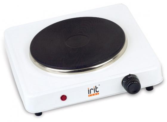 Электроплитка Irit IR-8200 белый отпариватель irit ir 2304 800вт белый синий